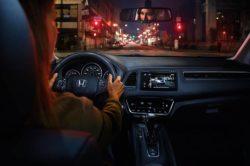 2017 Honda HR V Front View Interior 250x166