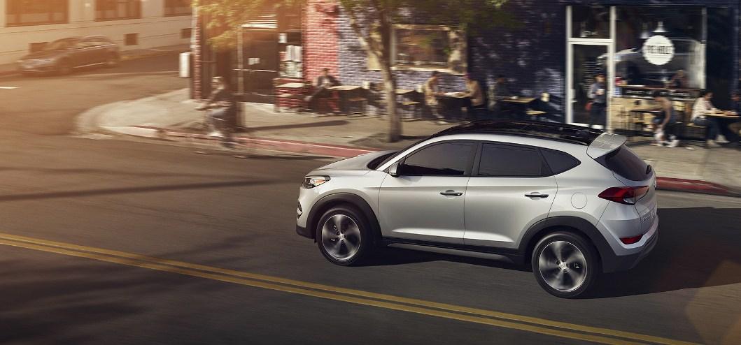 2017 Hyundai Tucson 11