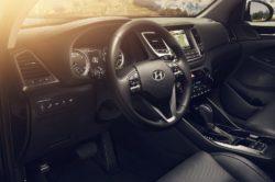 2017 Hyundai Tucson interior 250x166
