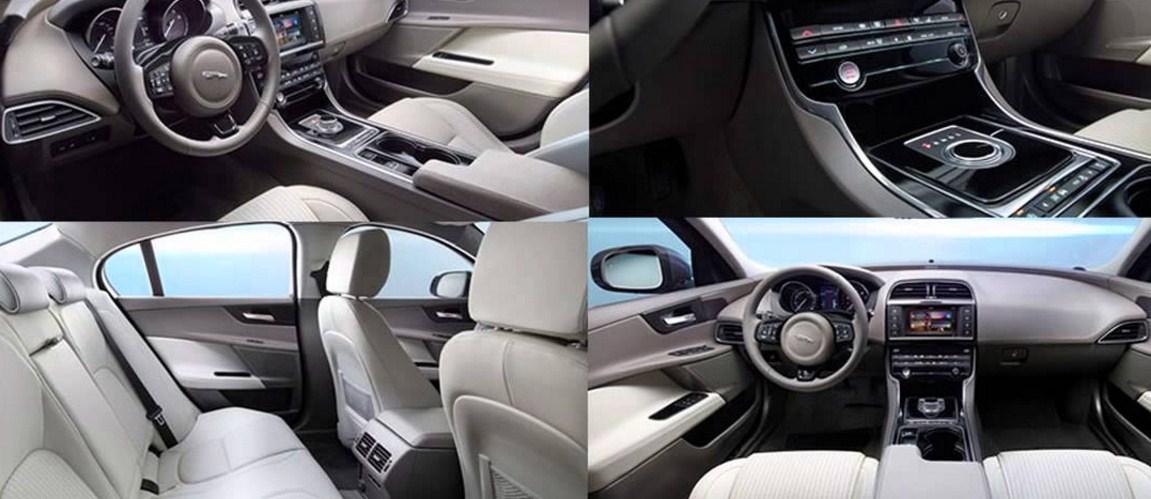 2017 Jaguar XE 5