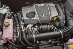 2017 Lexus NX Engine 250x166