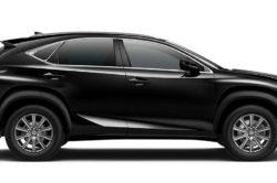 2017 Lexus NX Side View 250x166