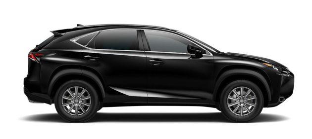 2017 Lexus NX Side View 630x282