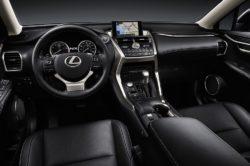 2017 Lexus NX interior 250x166