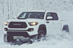 2017 Toyota Tacoma TRD Pro Exterior 250x166
