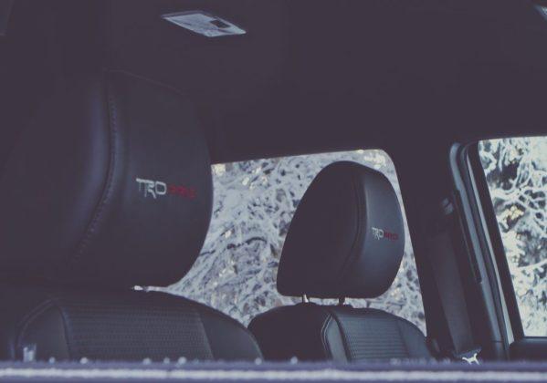 2017 Toyota Tacoma TRD Pro Interior 599x420