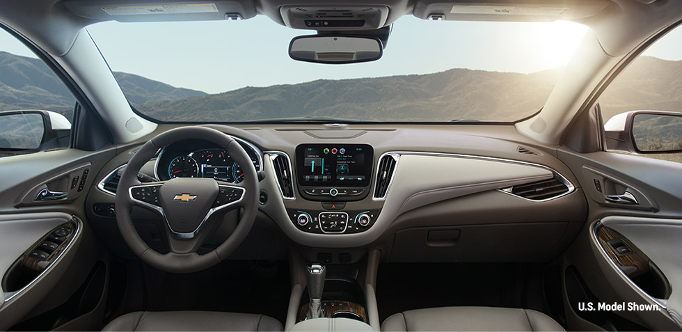 2017 Chevy Malibu Interior >> 2019 Chevrolet Malibu Price, Interior, Design, Engine, News