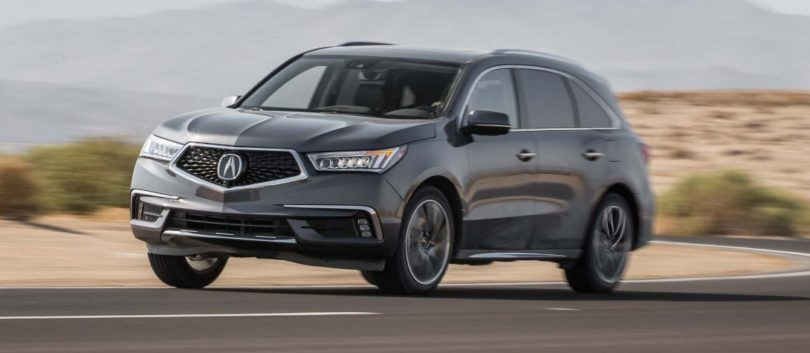 2018 Acura Mdx Price And Changes