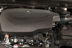 2018 Acura TLX Engine 250x166