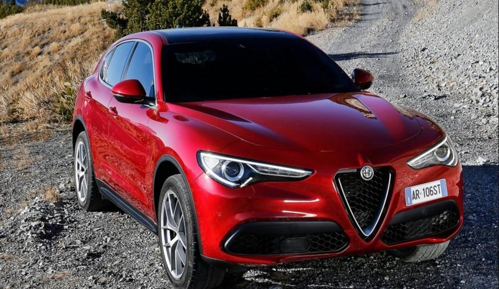 2018 Alfa Romeo Stelvio 1