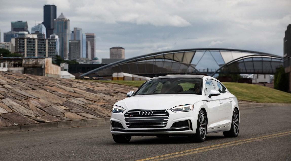 2018 Audi A5 Sportback 1