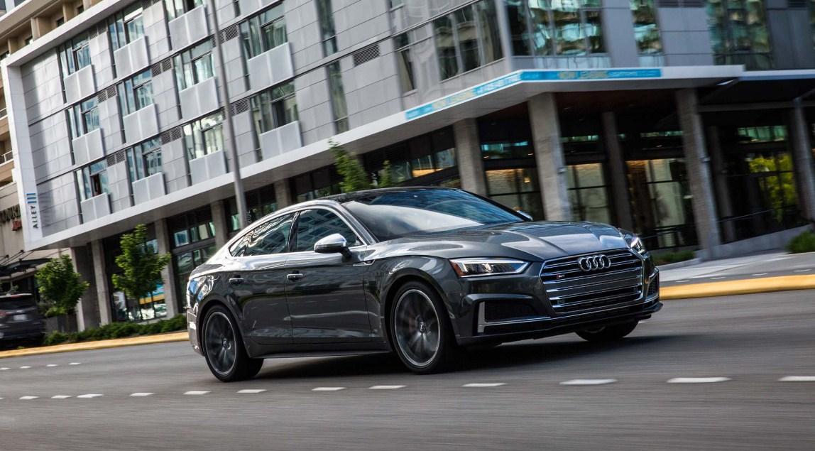 2018 Audi A5 Sportback 2