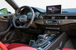 2018 Audi A5 Sportback Interior 250x166