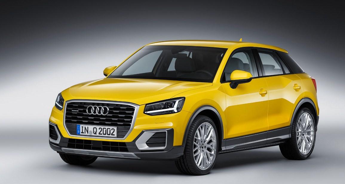 2018 Audi Q2 1