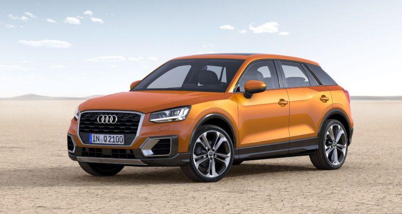 2018 Audi Q2 Us Price Release Date