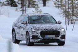 2018 Audi Q8 spy 1 250x166