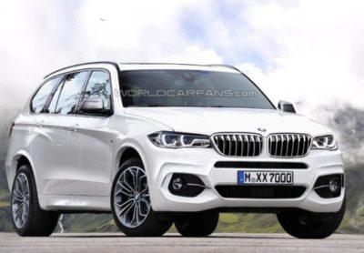 2018 BMW X7 2 400x278