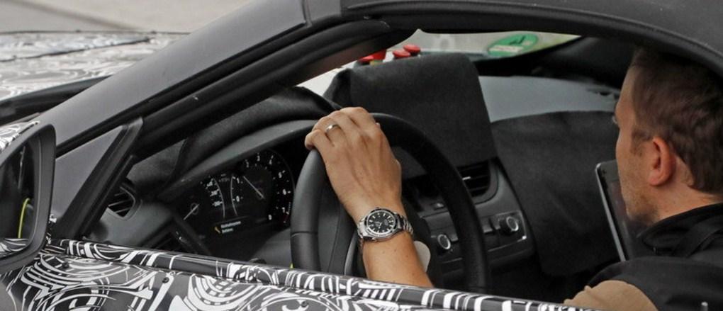 2018 BMW Z5 i nterior
