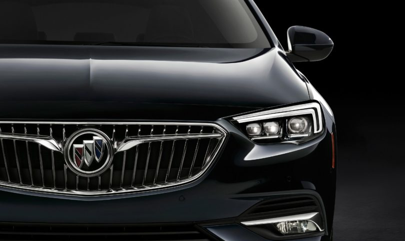 2018 Buick Regal Price Release Date And Review