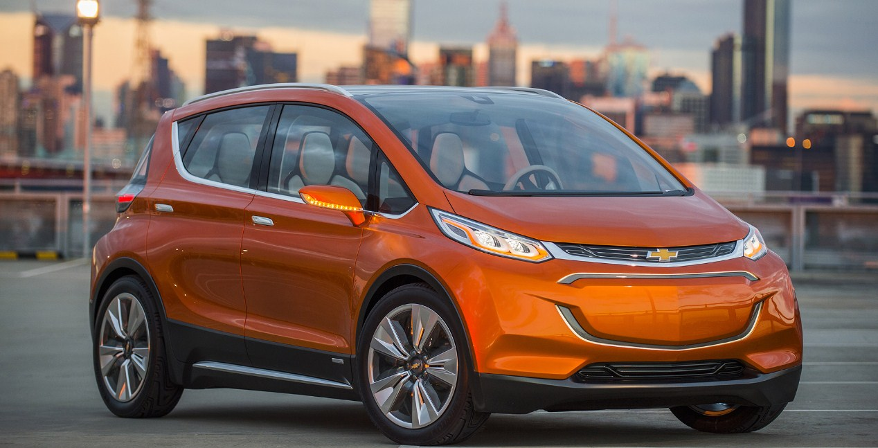 2018 Chevrolet Bolt Ev Release Date Price Range