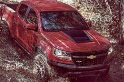 2018 Chevrolet Colorado 1 250x166