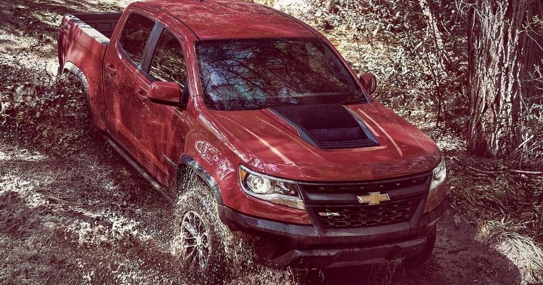 2018 Chevrolet Colorado 1