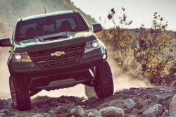 2018 Chevrolet Colorado 2 250x166