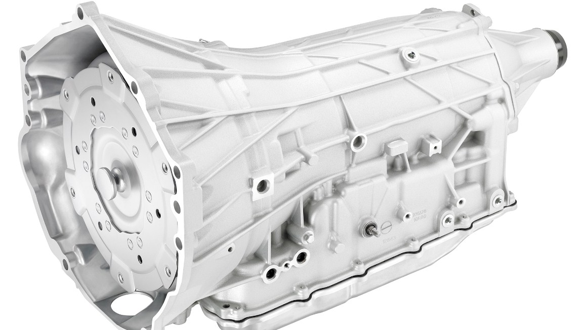 2018 Chevrolet Tahoe 10 speed transmission