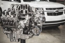 2018 Chevrolet Tahoe Engine 1 250x166