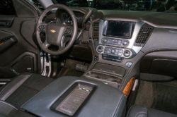 2018 Chevrolet Tahoe interior 250x166