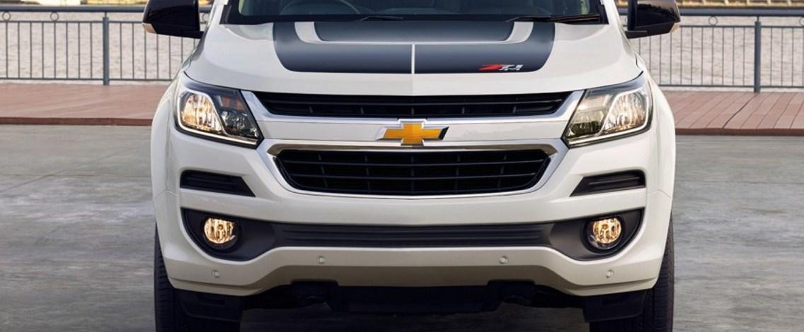 2018 Chevrolet Trailblazer 2