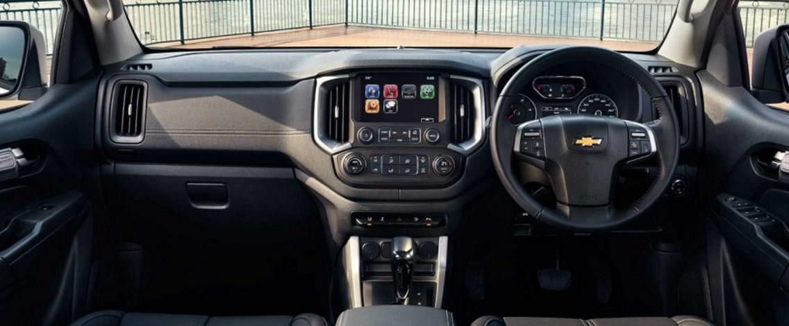 2018 Chevrolet Trailblazer 5