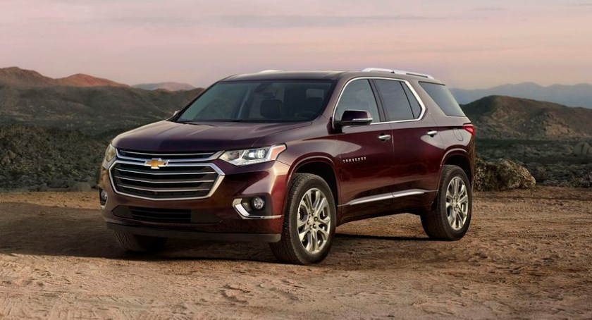 2018 Chevy Traverse Price, Release date, Trim Levels ...