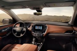 2018 Chevy Traverse Interior 250x166