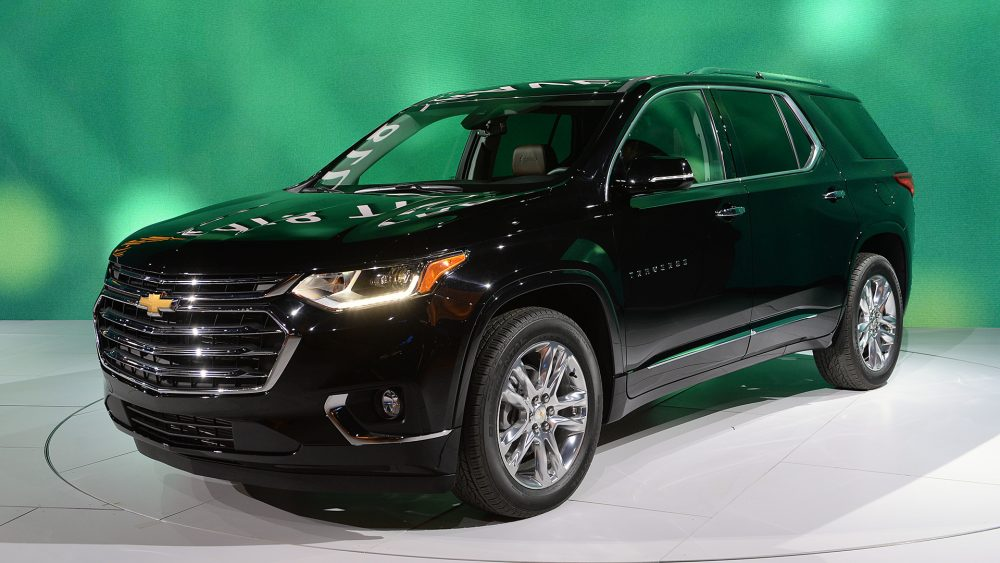 2018 Chevy Traverse Price, Release date, Trim Levels, Engine, Interior