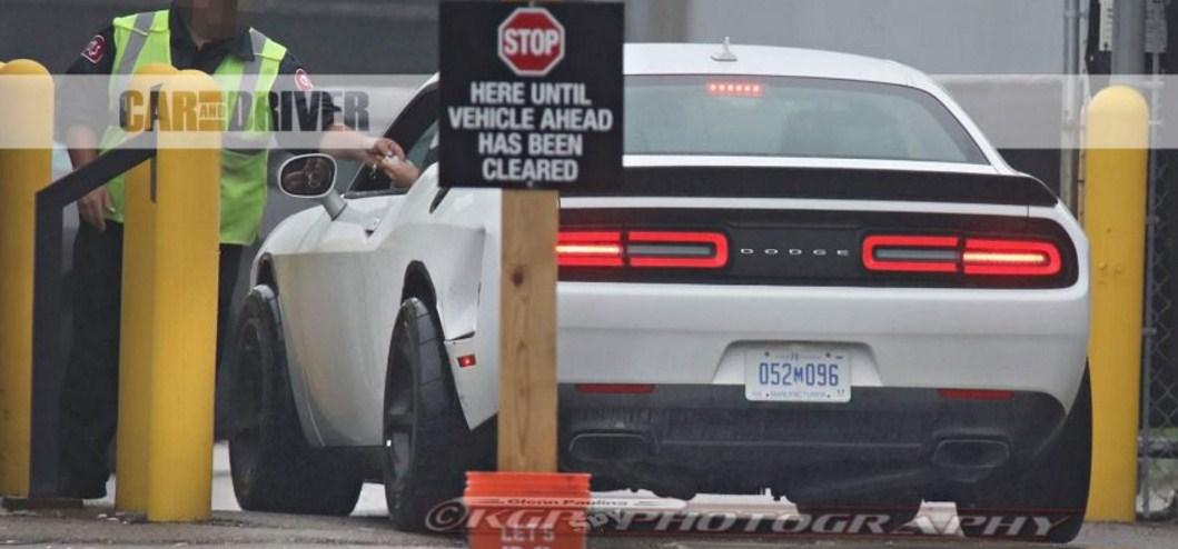 2018 Dodge Challenger 7