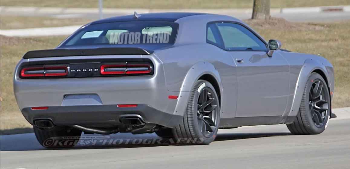 Dodge Srt Demon Price >> 2018 Dodge Challenger Srt Demon Horsepower Price Specs