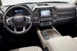 2018 Ford Explorer Interior 250x166