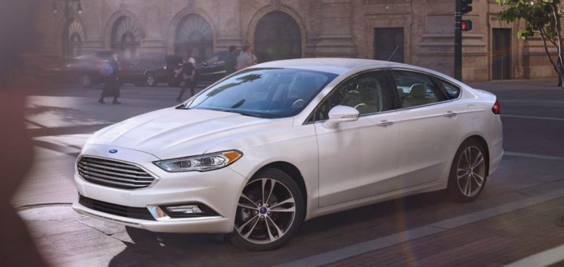 2018 Ford Fusion Release Date And Redesign