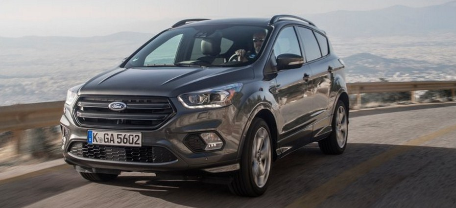 Review Ford C Max >> 2018 Ford Kuga Release date, Price, Redesign, Rumors, Engine