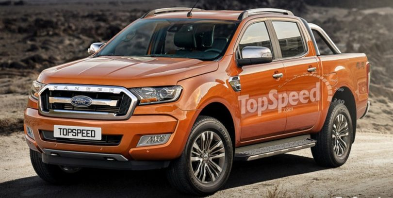 2018 Ford Ranger Price Release Date Rumors Design Engine