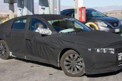 2018 Honda Accord Spied 250x166