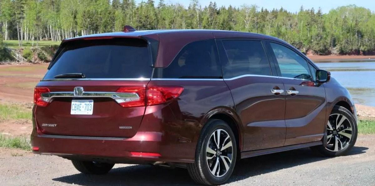 2018 Honda Odyssey 2
