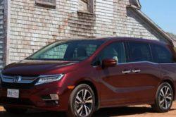 2018 Honda Odyssey 3 250x166