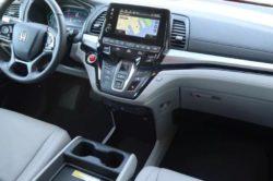 2018 Honda Odyssey Interior 2 250x166