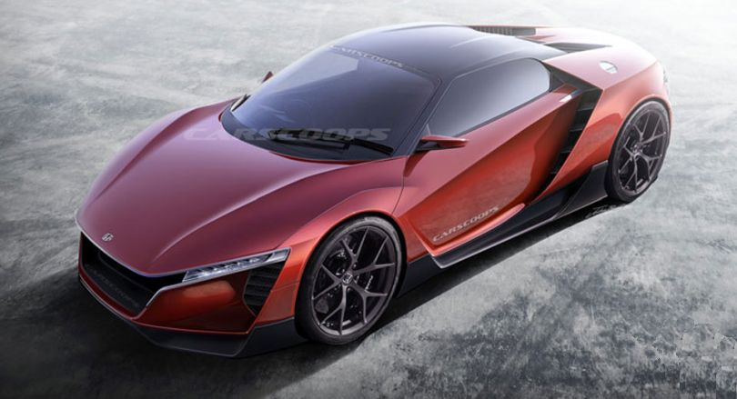 2018 Honda ZSX Rumors Renderings Design News