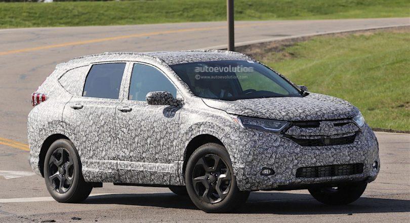 2018 Honda Crv Price And Release Date