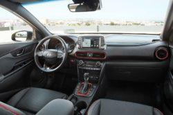 2018 Hyundai Kona Interior 250x166