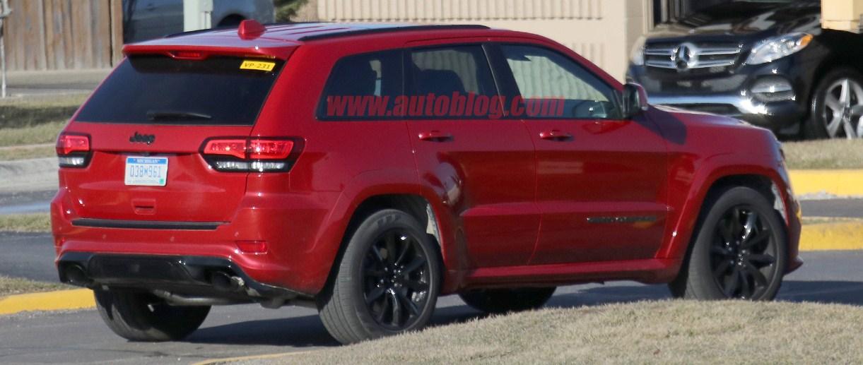 2018 Jeep Grand Cherokee 8