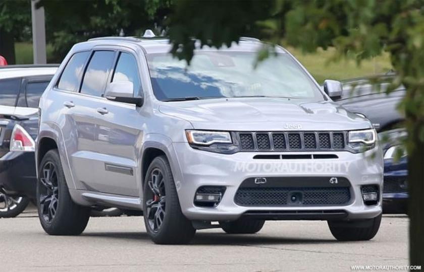 2018 Jeep Grand Cherokee Trackhawk Price, Release date, Interior, Engine